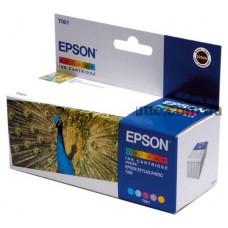 Картридж Epson St. Photo 1200, (C13T00101110), цв.