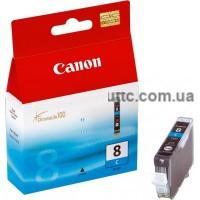 Картридж Canon BCI-8C, (F47-1791300), син.