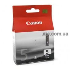 Картридж Canon PGI-5Bk, (0628B024), черн.