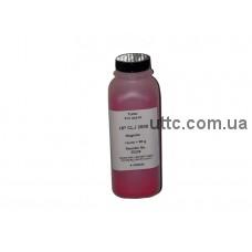 Тонер HP CLJ 1600/2600, флакон, 80г, красный, Kaleidochrome