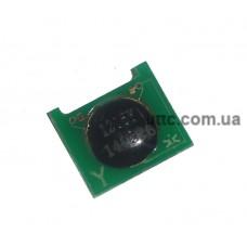 Чип для тонер-картриджа HP CLJ CP1215/1515, (yellow), (U27CHIP-Y10), SCC