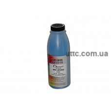Тонер HP CLJ CP5225, флакон, 160г, синий, SCC