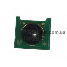 Чип для тонер-картриджа HP CLJ CP1025, (yellow), (U32CHIP-Y10), SCC