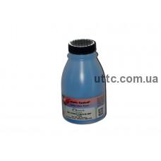 Тонер HP CLJ CP2025, флакон, 80 г, синий, SCC
