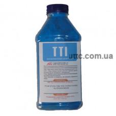 Тонер HP CLJ CP1215/1515, флакон, 40 г, синий, (T723-1), TTI