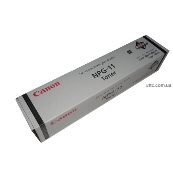 Тонер Canon NP-6012, (NPG-11), туба, 280г, ориг.