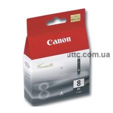 Картридж Canon BCI-8Bk, (F47-1771300), черн.