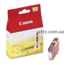 Картридж Canon BCI-8Y, (F47-1811300), желт.