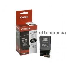 Картридж Canon BX-20, (0896A002), черн.