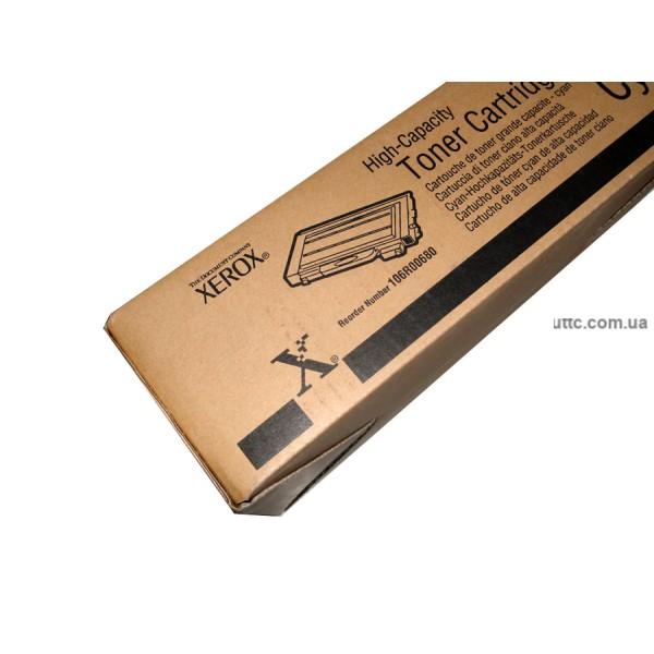 Картридж Xerox Phaser 6100, (Hi-Capacity), black