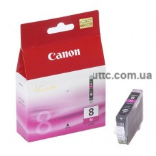 Картридж Canon CLI-8M, (0622B024), крас.