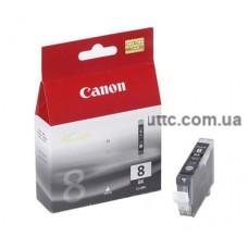 Картридж Canon CLI-8Bk, (0620B024), черн.