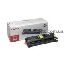 Картридж Canon #701 LBP-5200, желтый