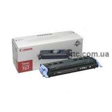 Картридж Canon #707 LBP-5000, желтый