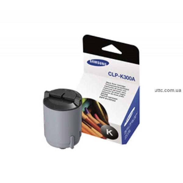 Картридж Samsung CLP-300, black