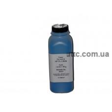 Тонер HP CLJ 1600/2600, флакон, 90г, синий, Kaleidochrome