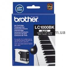 Картридж Brother DCP 130, (LC1000BK), черн.