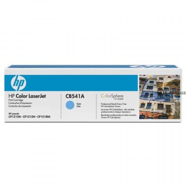 Картридж HP Color LJ CP1215/CP1515, син.