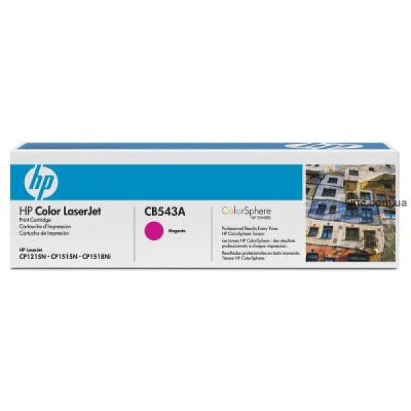 Картридж HP Color LJ CP1215/CP1515, крас.