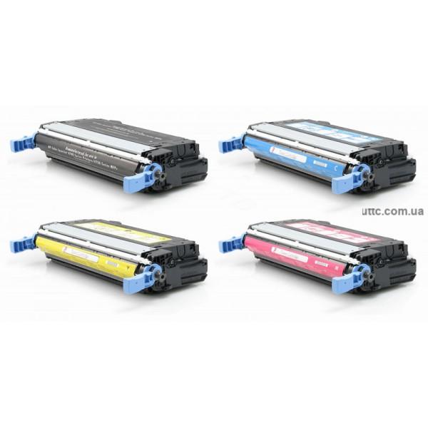 Картридж HP Color LJ CP4005, син.