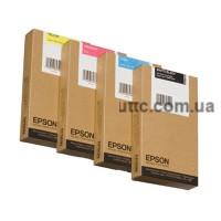 Картридж Epson B300/B500DN, (C13T616200), син.