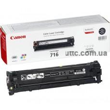 Картридж Canon #716 LBP-5050, черн.