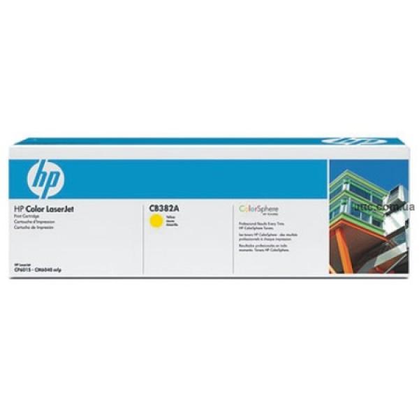Картридж HP Color LJ CM6040/CM6030 series, желт.