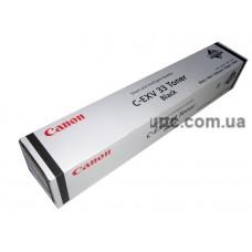 Тонер Canon IR-2520, (C-EXV33), туба, ориг.