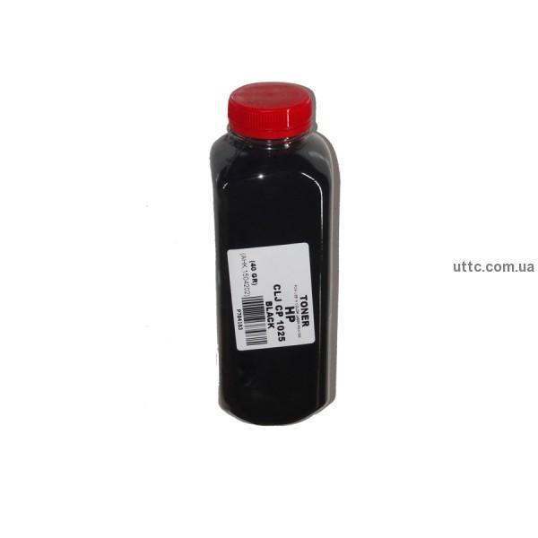 Тонер + чип HP CLJ CP1025, черный, Япония