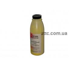 Тонер HP CLJ CP3525, флакон, 165 г, желтый, SCC