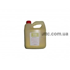 Тонер HP CLJ CP1215/1515, канистра 1000 г, желтый, (T721-1), TTI
